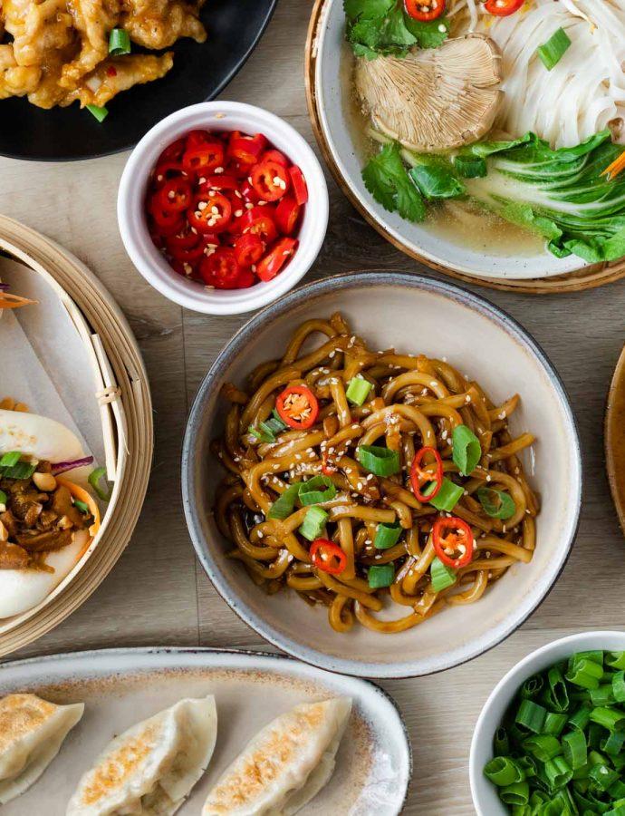 6 Aziatische shared dining recepten