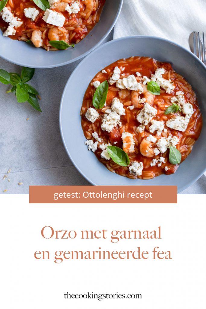 Orzo Ottolenghi