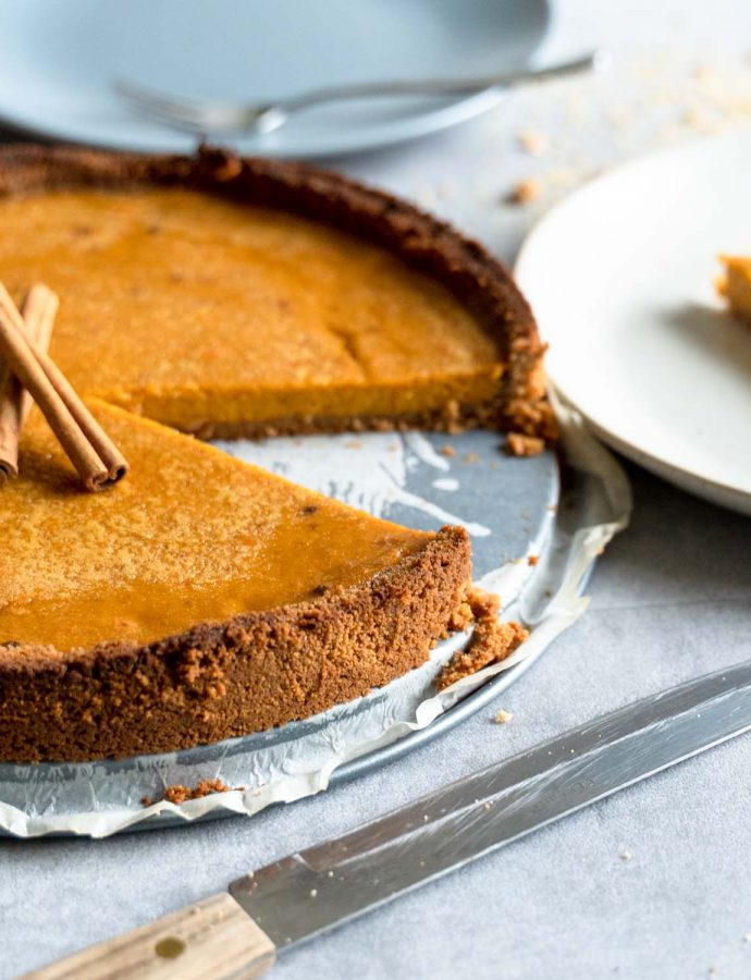 Pumpkin Pie recept