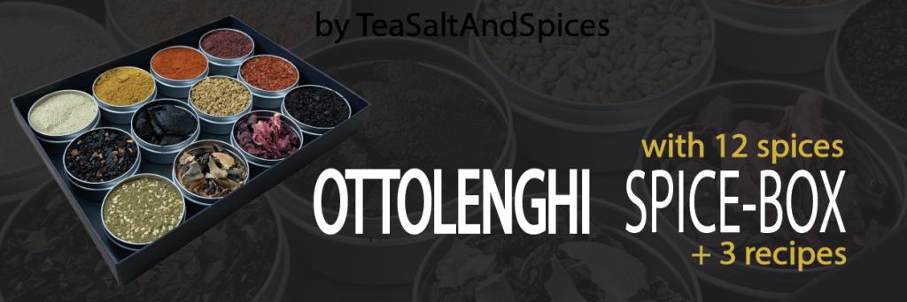 Spice box Ottolenghi