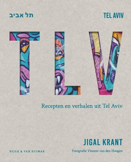 Kookboek TLV Jigal Krant Cadeau tips kookliefhebbers